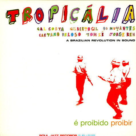 V.A. - Tropicália (A Brazilian Revolution In Sound)