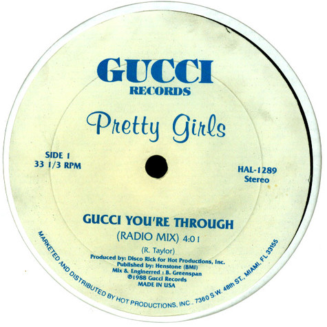 Pretty Girls - Gucci You're Through