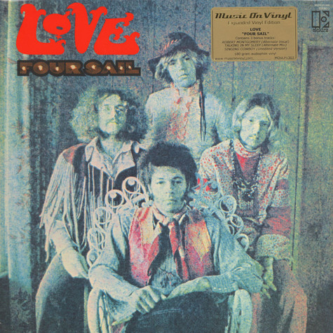 Love - Four Sail Expanded Edition