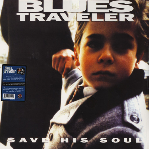 Blues Traveler - Save His Soul Black Vinyl Edition