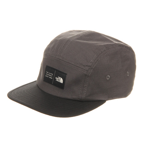 50fe92813a7 The North Face - TNF 5-Panel Cap (Graphite Grey)