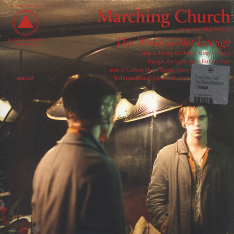 Marching Church - This World Is Not Enough