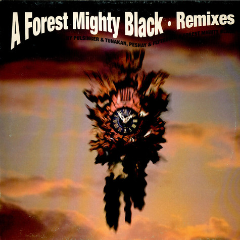 A Forest Mighty Black - Remixes