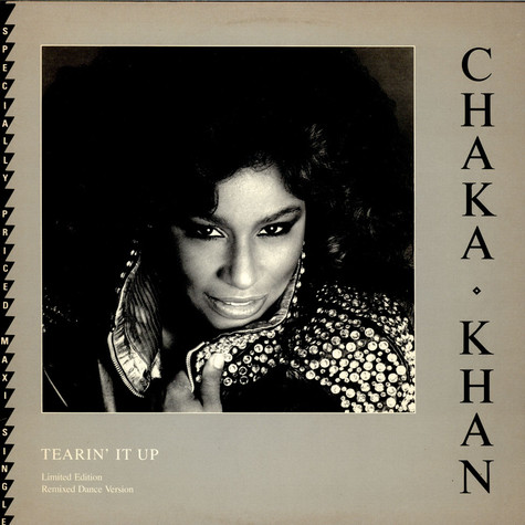 Chaka Khan - Tearin It Up