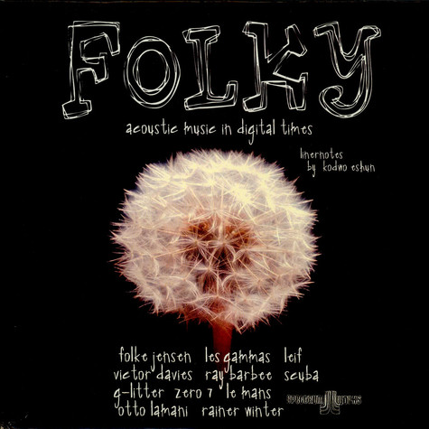 V.A. - Folky Acoustic Music In Digital Times