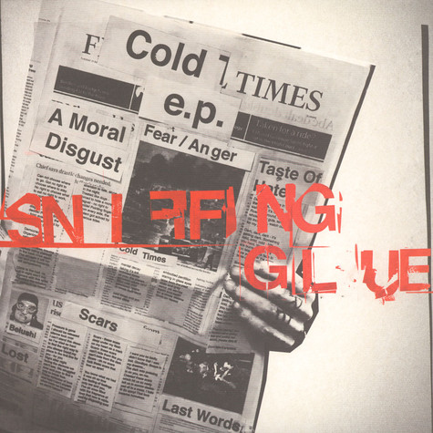 Sniffing Glue - Cold Times EP