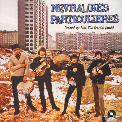 V.A. - Nevralgies Particulieres