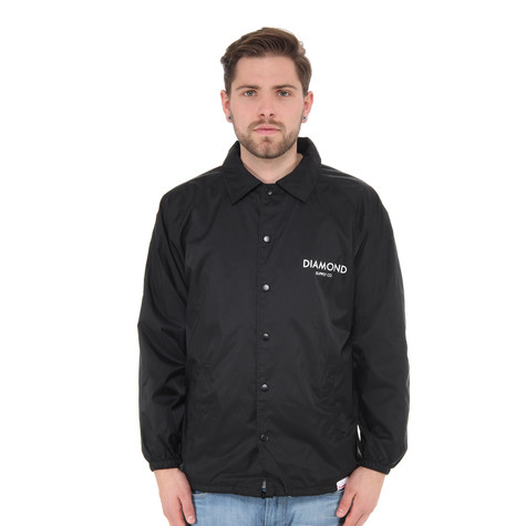 Diamond Supply Co. - Diamond Classic Coach's Jacket