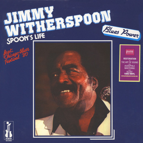 Jimmy Witherspoon - Spoon's Life