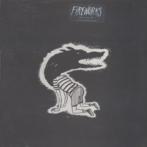 Fireworks - Oh Common Life Yellow / Black Vinyl Edition