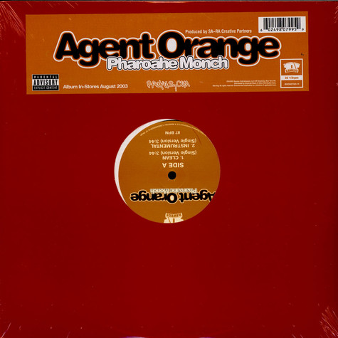 Pharoahe Monch - Agent Orange