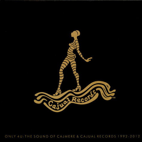 V.A. - Only 4 U: The Sound Of Cajmere & Cajual Records 1992-2012