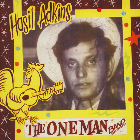 Hasil Adkins - Is That Right / Going Back To St. Louis