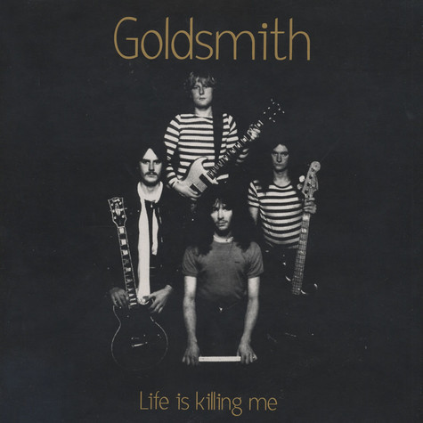 Goldsmith - This Is Killing Me Colored Vinyl Edition