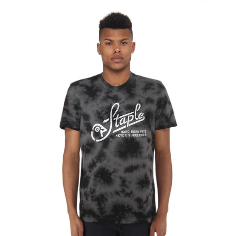 Staple - Grotesk Tie Dye T-Shirt