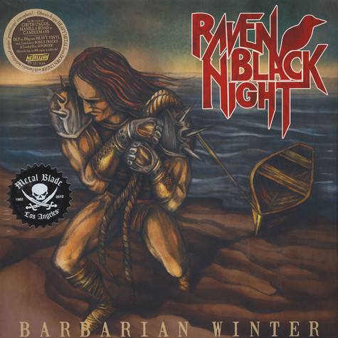 Raven Black Night - Barbarian Winter