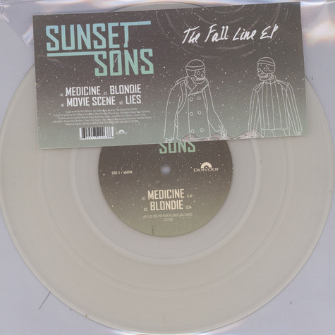 Sunset Sons - The Fall Line EP