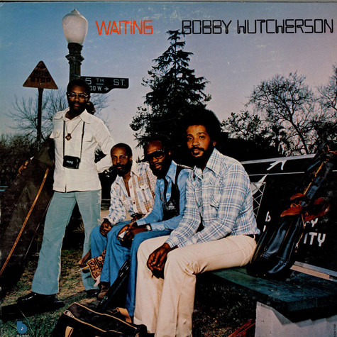 Bobby Hutcherson - Waiting
