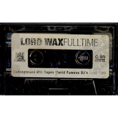 Lord Wax - Full Time