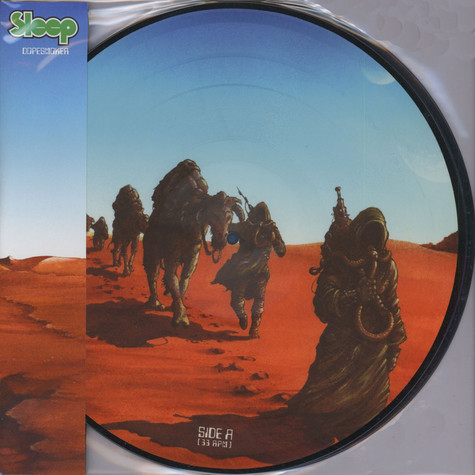Sleep - Dopesmoker Picture Disc Edition
