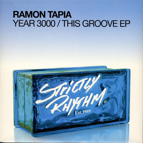 Ramon Tapia - Year 3000 / This Groove EP