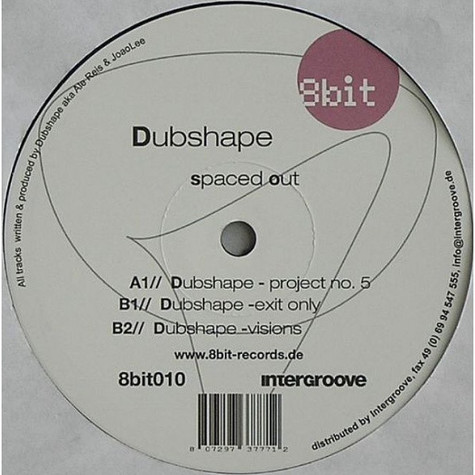 Dubshape - Spaced Out