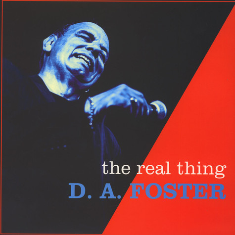 D.A. Foster - The Real Thing