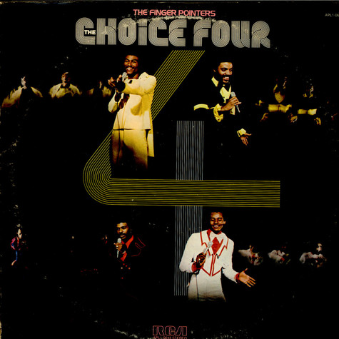 Choice Four, The - The Finger Pointers