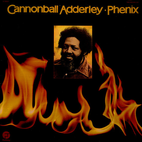Cannonball Adderley - Phenix