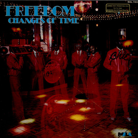 Freedom - Changes Of Times