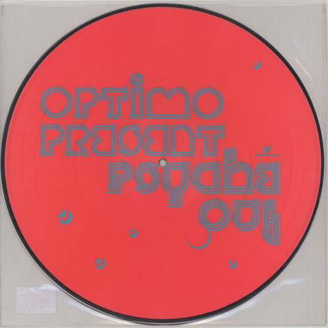 Optimo - Optimo Present Psyche Out