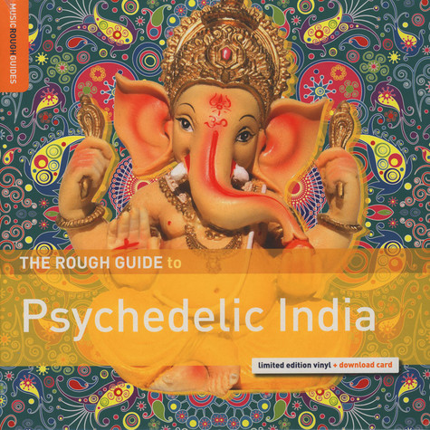 V.A. - Rough Guide To Psychedelic India