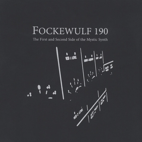 Fockewulf 190 - The First And Second Side Of The Mystic Synth / Microcosmos