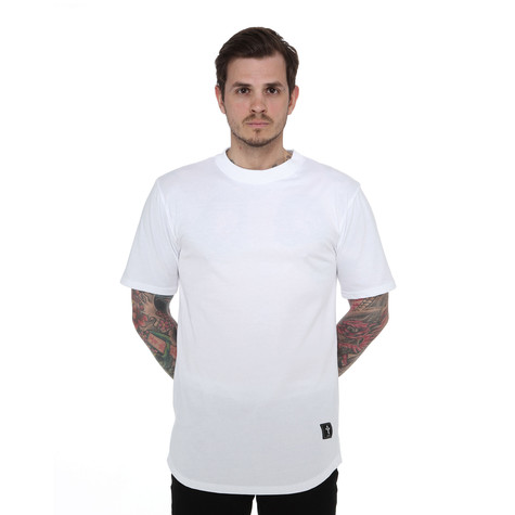 Acrylick - Solid Hi-Low Fit T-Shirt