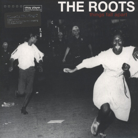 Roots, The - Things Fall Apart Black Vinyl Edition