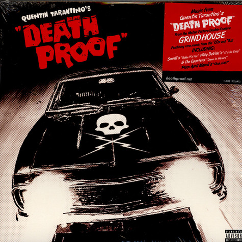 "V.A. - OST Quentin Tarantino's ""Death Proof"""