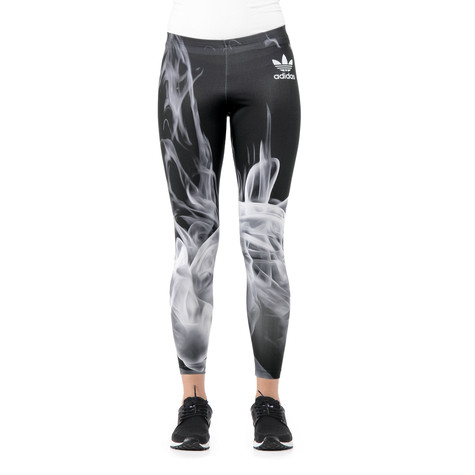 adidas x Rita Ora - White Smoke Leggings