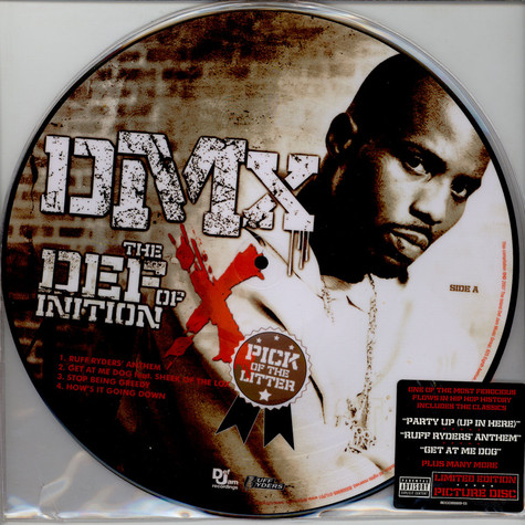 DMX - The Definition Of X: Pick Of The Litter