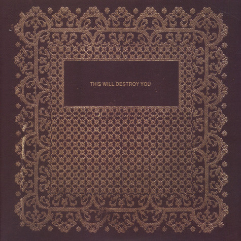 This Will Destroy You - This Will Destroy You Orange Vinyl Edition