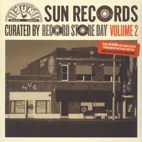 V.A. - Sun Records Curated by RSD: Vol 2