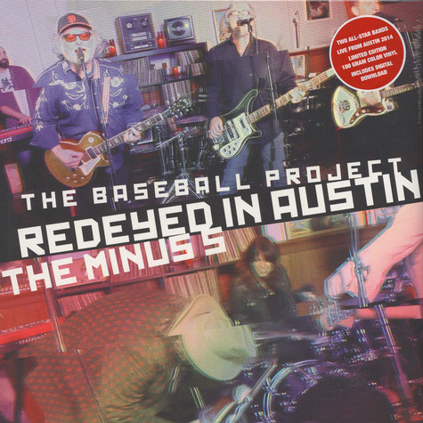 Baseball Project/Minus 5 - Redeyed In Austin