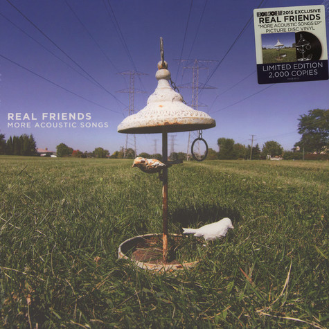 Real Friends - More Acoustic Songs