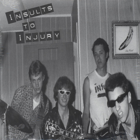 Insults - Insults To Injury