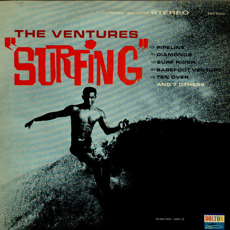 Ventures, The - Surfing