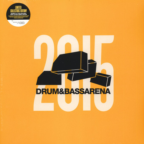 V.A. - Drum & Bass Arena 2015