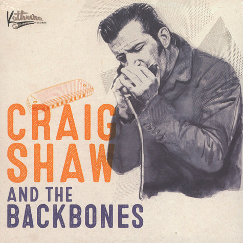 Craig Shaw & The Rackbones - One Of These Days