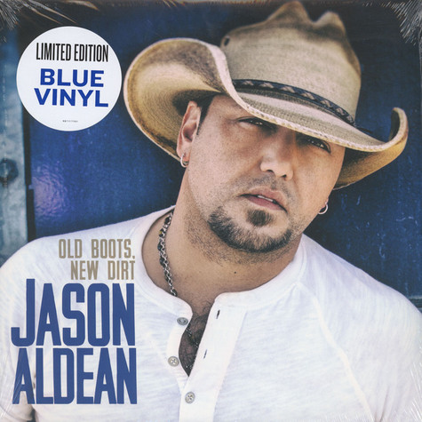 Jason Aldean - Old Boots New Dirt (Ltd)
