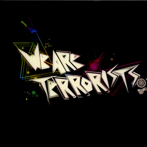 We Are Terrorists - Don't Panic EP