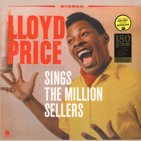 Lloyd Price - Sings The Million Sellers