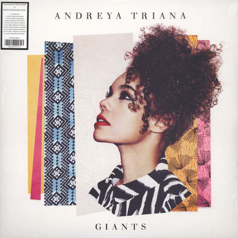 Andreya Triana - Giants Limited Edition